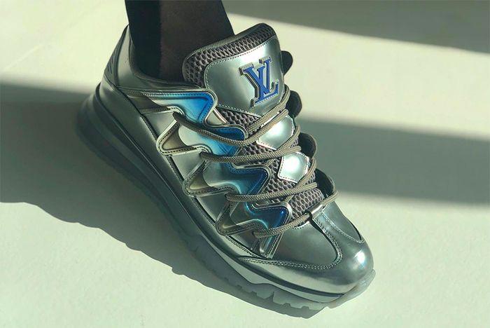 Lv Chunky Virgil Sneaker Freaker