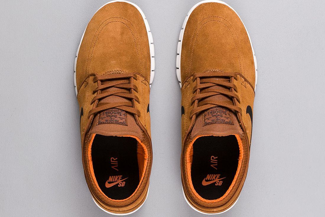 Nike Sb Janoski Max Hazelnut 6