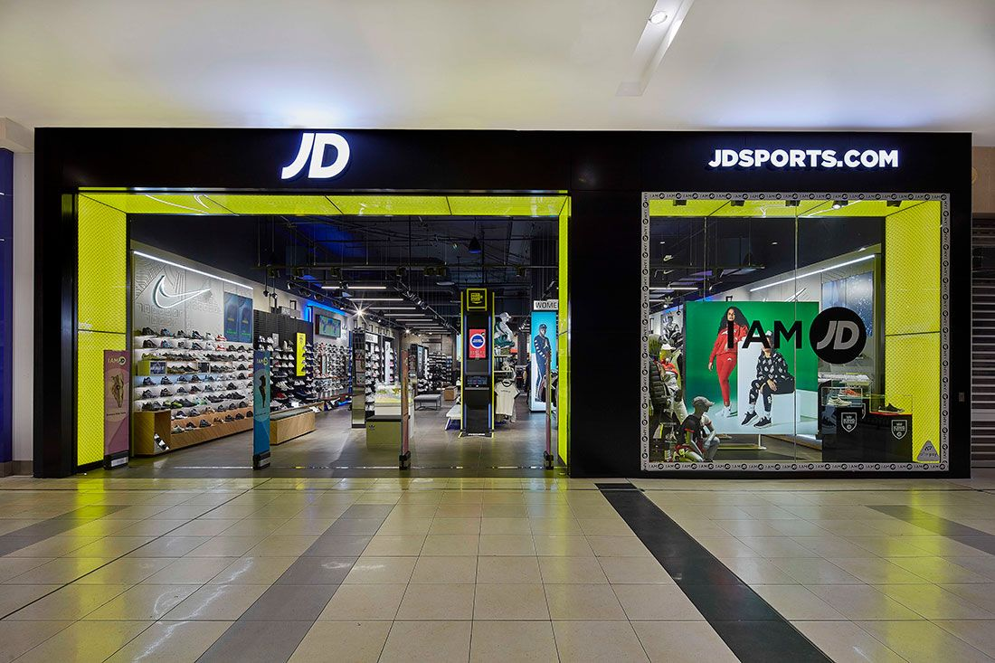 Jd Sports Frankston Opening Front