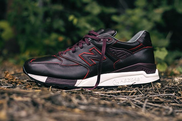 Horween Leather New Balance Pack 6