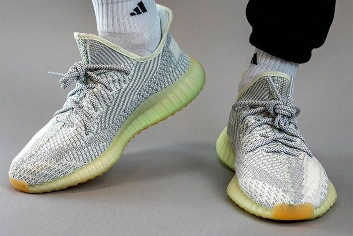 Adidas Yeezy Boost 350 V2 Yeshaya Fx4348 Release Date 5On Foot