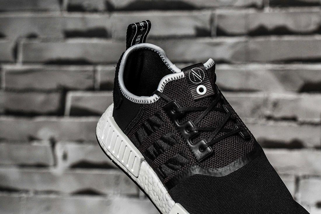 Invincible X Neighborhood X Adidas Nmd R1 5 Sneaker Freaker