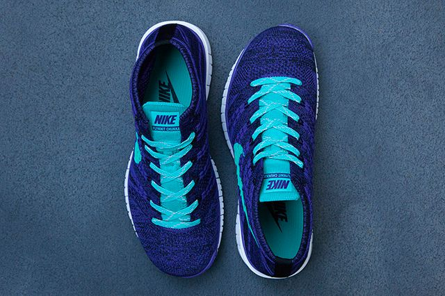 Nike Wmns Flyknit Chukka Hornets 3