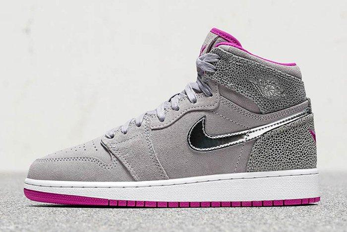 Jordan 1 Maya Moore Fuschia Flash 1
