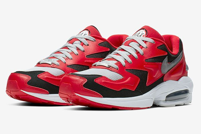Nike Air Max2 Light University Red Ao1741 601 Release Date 4 Pair