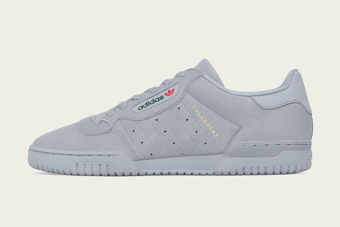 Adidas Yeezy Powerphase Grey Resale Sneaker Freaker