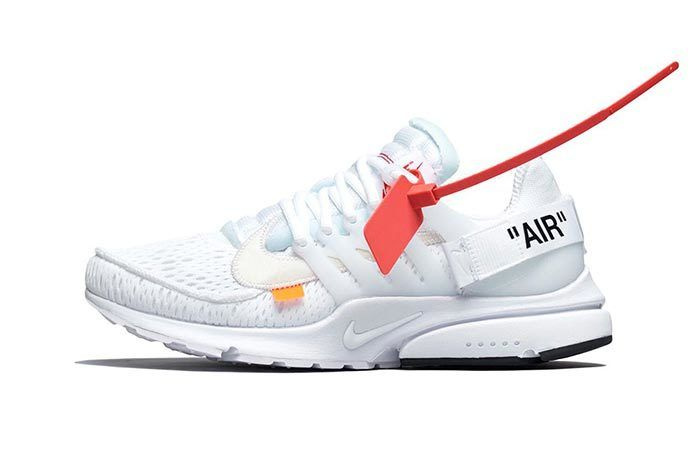 Off White Nike Air Presto White