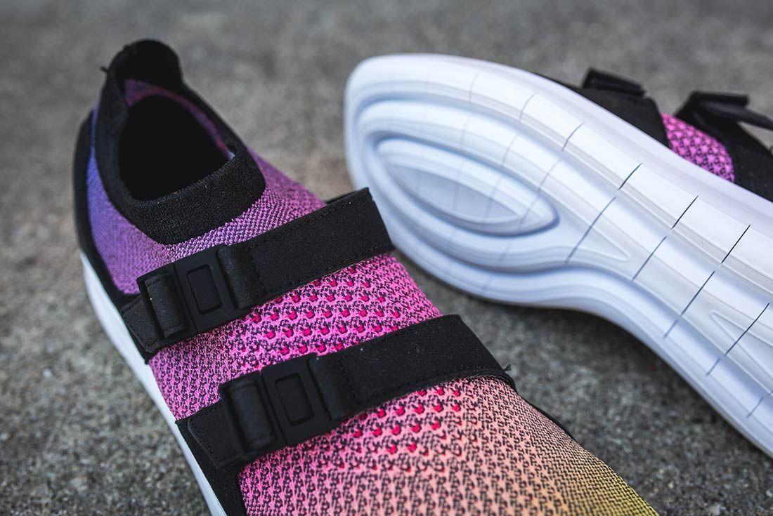 Nike Air Sock Racer Ultra Flyknit Yellow Strike 5
