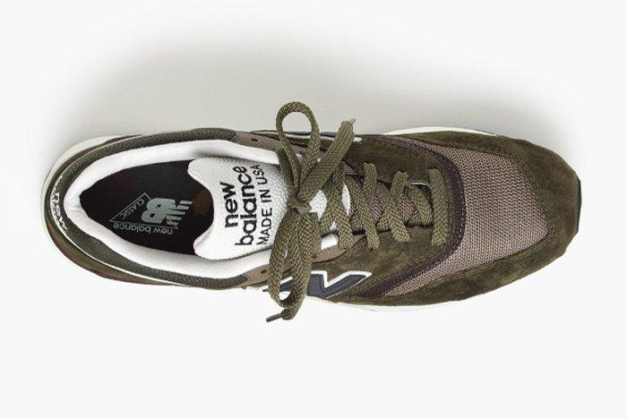 J  Crew X Nike 997 3