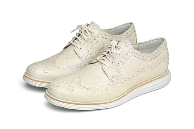 Cole Haan Lunar Grand Longwing White On White 1