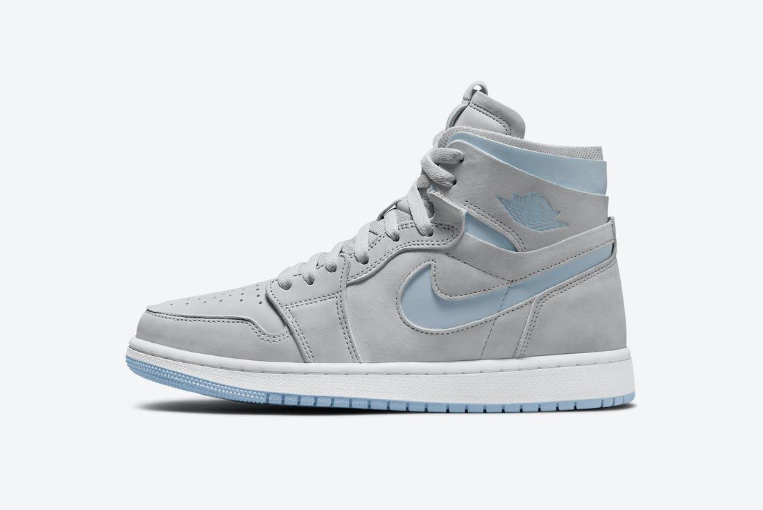 Air Jordan 1 Zoom CMFT Grey/Blue