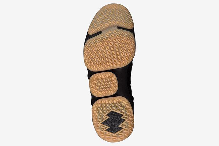 Nike Lebron 15 Black Gum 1