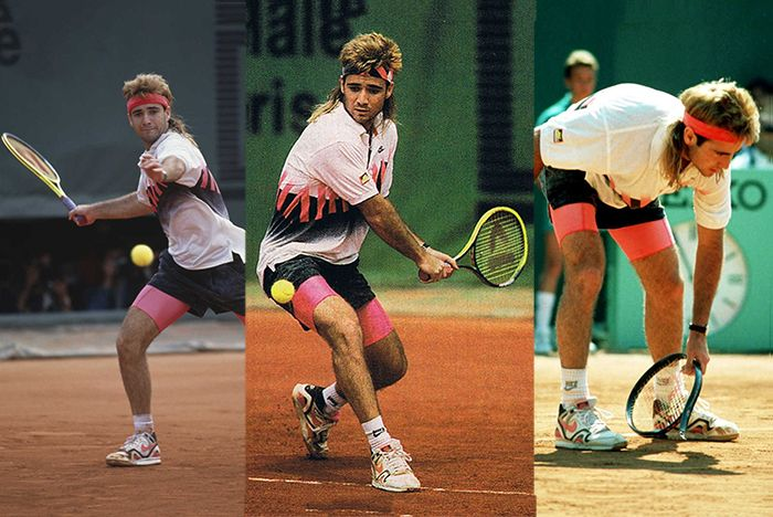 Andre Agassi Air Tech Challenge 2 1