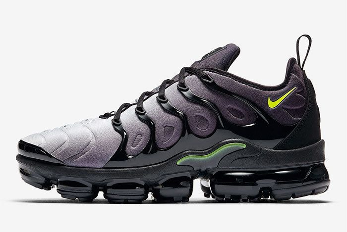 Nike Vapormax Plus Neon 1