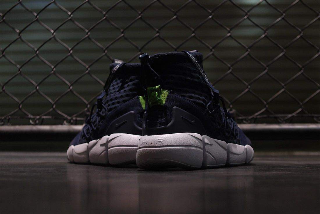 Nike Air Footscape Mid Utility Tokyo Limited Edition For Nonfuture Mita Sneakers 8