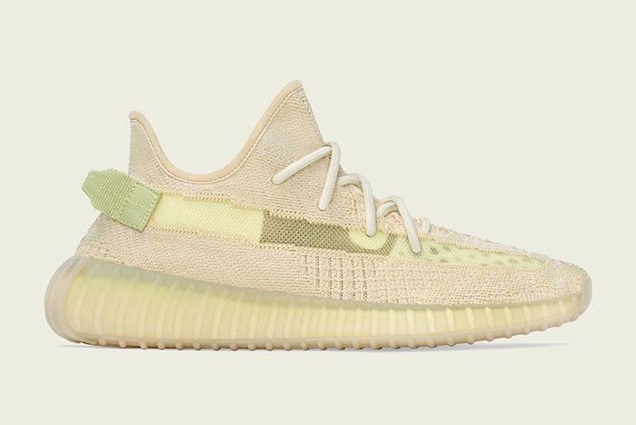 Flax Adidas Yeezy Boost 350 V2 Official