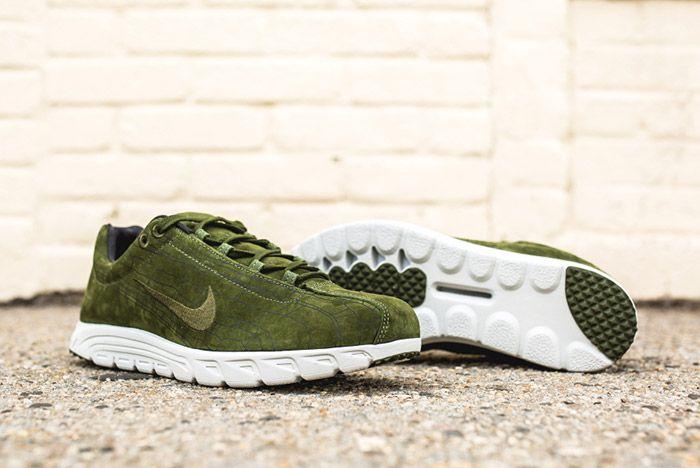 Nike Mayfly Leather Prm Legion Green 4
