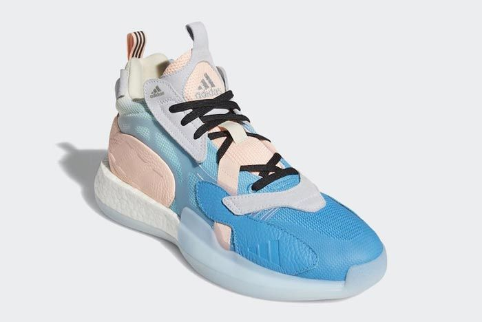 Adidas Marquee Boost 2 0 Pastel Front