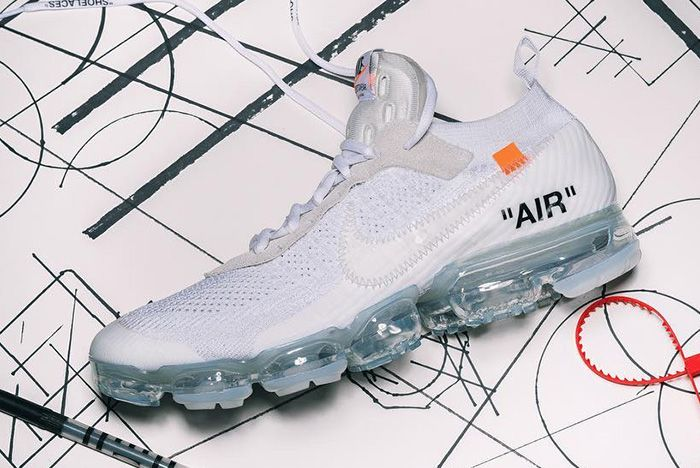 Off White X Nike Air Vapour Max 2018 Sneaker Freaker 1