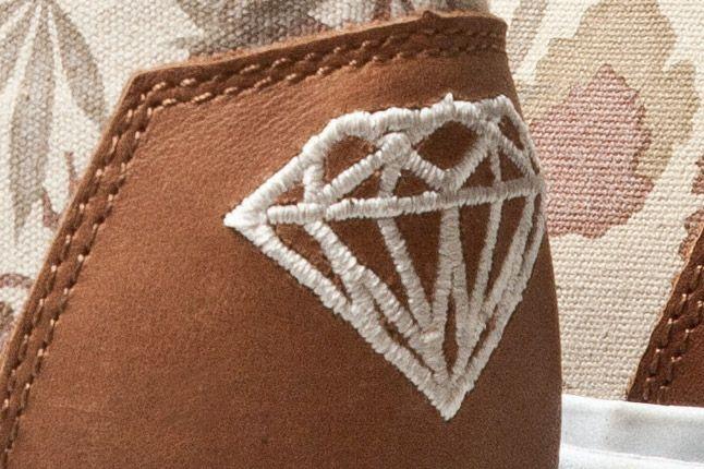 Diamond Diamond Cuts Weed Camo Tan 5 1