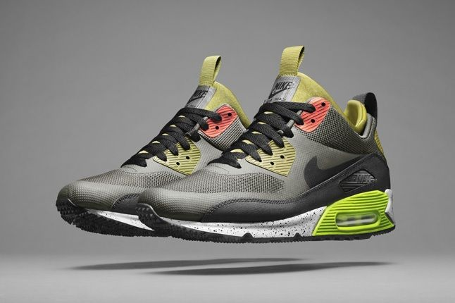 Nike Snearboots 2013 Am90 Mid 4