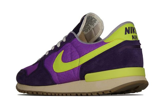 Nike Air Vortex Vntg Laserpurple Cyber Heel Quarter 1