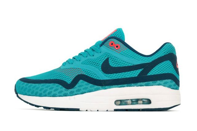 Nike Air Max 1 Breathe Turquoise Navy