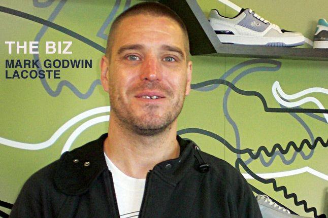 The Biz Mark Godwin Lacoste 9