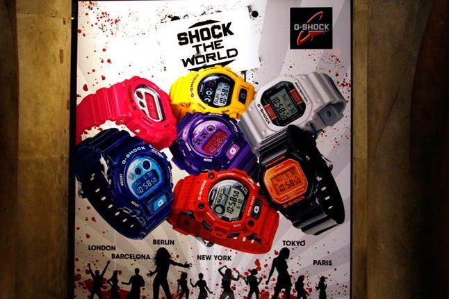 G Shock 361 1