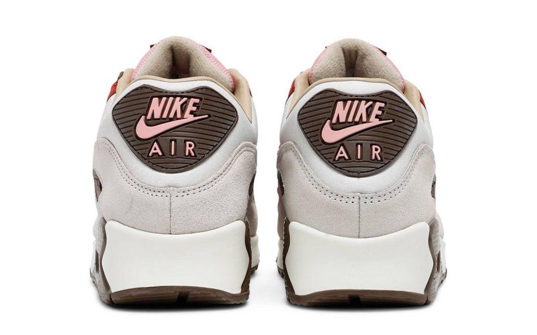 Nike Air Max 90 'Bacon' 2021 Retro on white