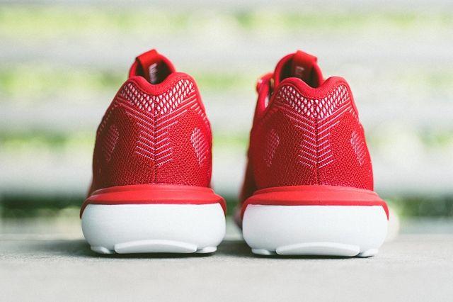Adidas Tubular Runner Weave Scarlet 4