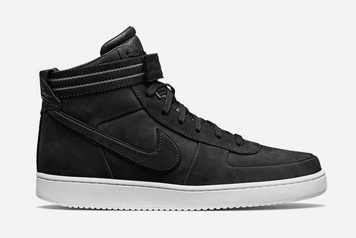 John Elliott Nike Vandal High Black 2