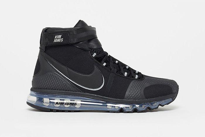 Kim Jones Nike Air Max 360 Hi Europe Release Date 2 Sneaker Freaker