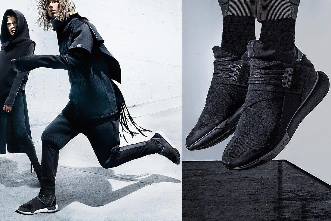 Yohji Yamamoto Adidas Y 3 Qasa 3