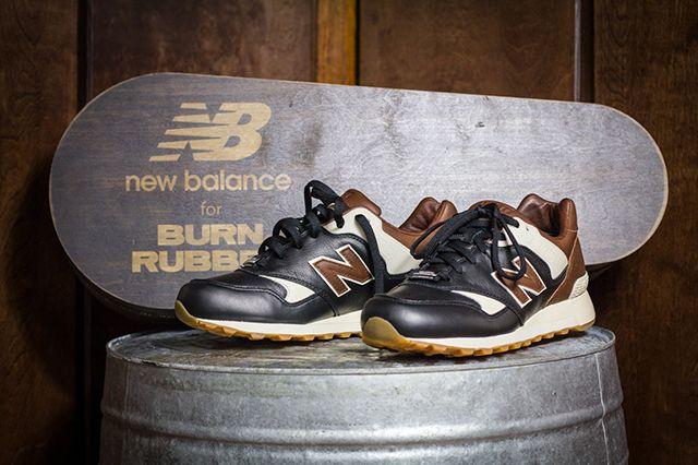 Burn Rubber New Balance 577 3