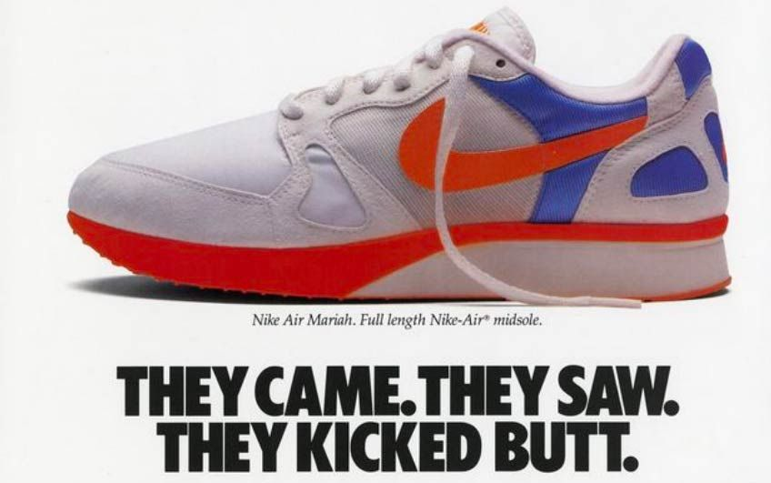 Nike Air Mariah 2