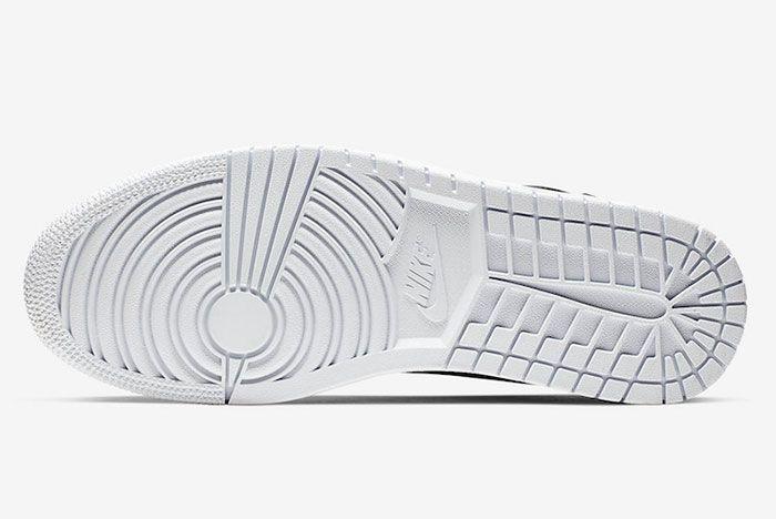 Air Jordan 1 Low Psg Ck0687 001 Release Date 2 Sole