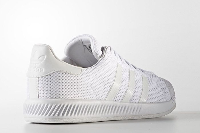 Adidas Superstar Bounce White 3