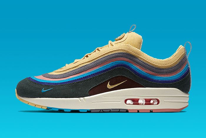 solo cielo Realmente  Restock: Sean Wotherspoon's Air Max 97/1 Drops This Week - Sneaker Freaker