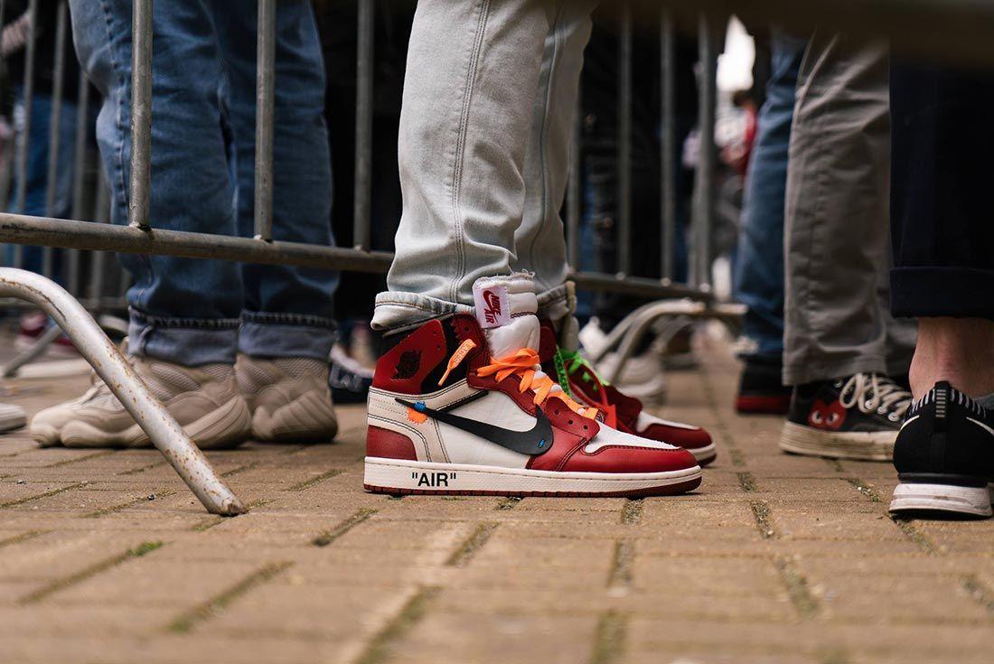 Sneakerness Amsterdam Off White Air Jordan 1