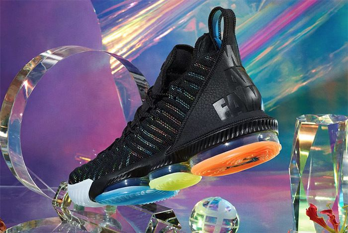 Nike Lebron 16 I Promise Release Date 1