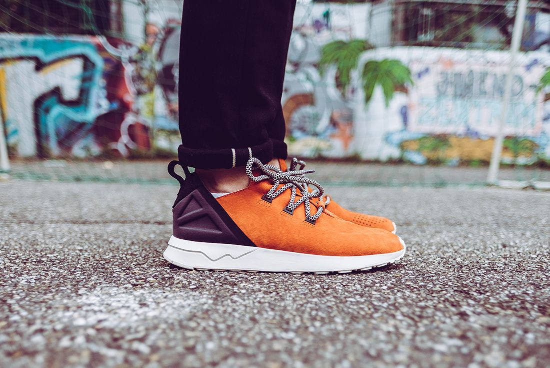 Adidas Zx Flux Adv X Craft Chili 2