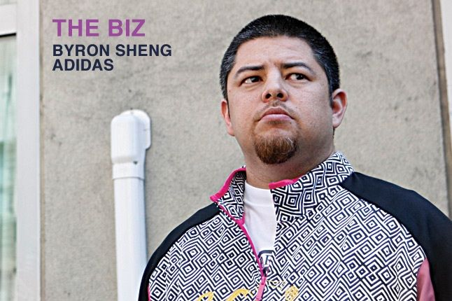 The Biz Bryon Sheng Adidas 18