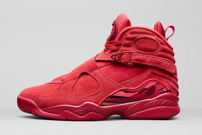 Air Jordan 8 Valentines Day Aq2449 614 Sneaker Freaker 6