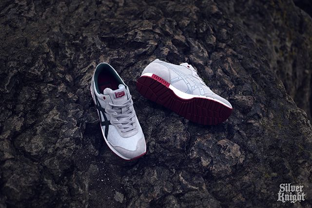 The Good Will Out Onitsuka Tiger X Caliber Silver Knight 16
