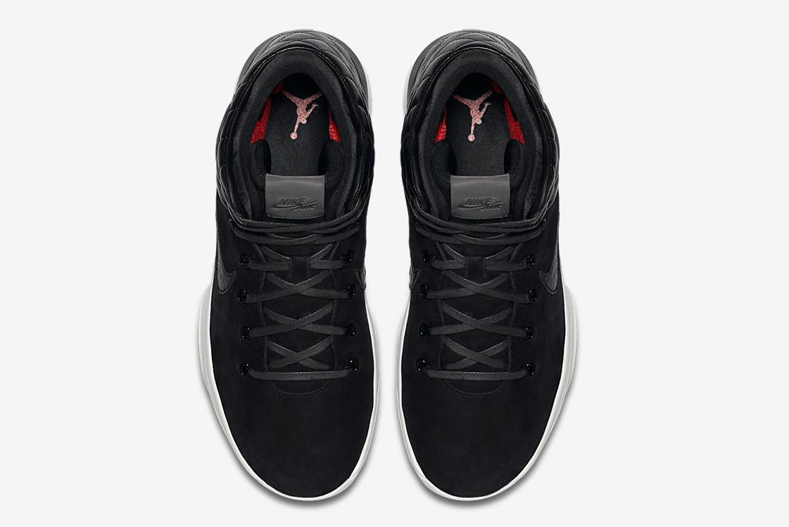 Air Jordan 31 Black Sail 4