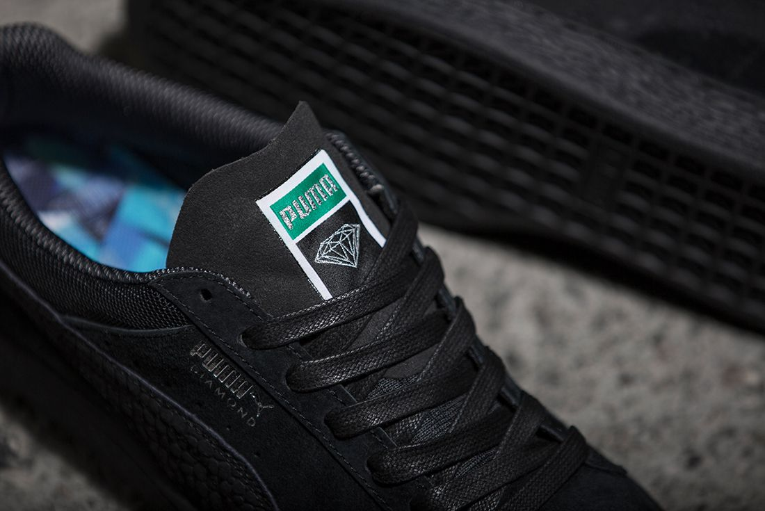 Diamond Supply Co X Puma Classic Suede Collection7