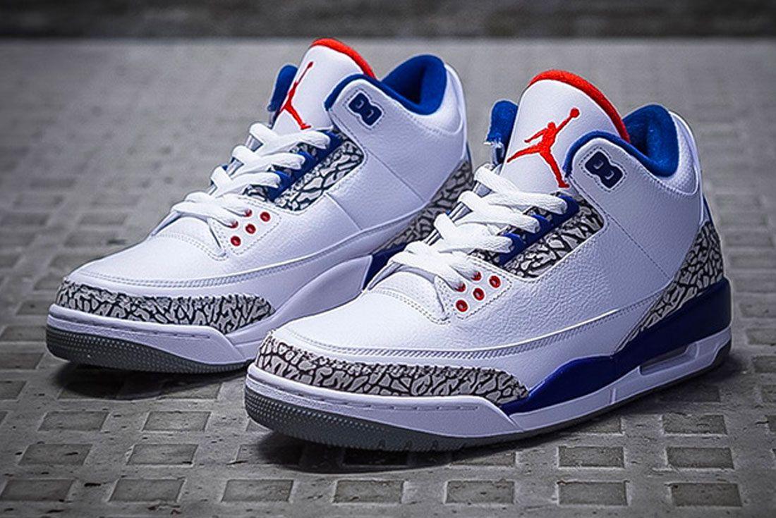 Air Jordan 3 Retro Blue
