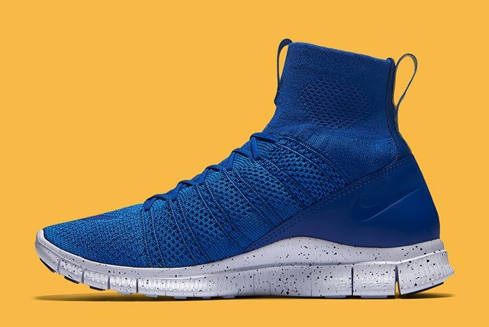 Nike Free Mercurial Flyknit Game Royal 3