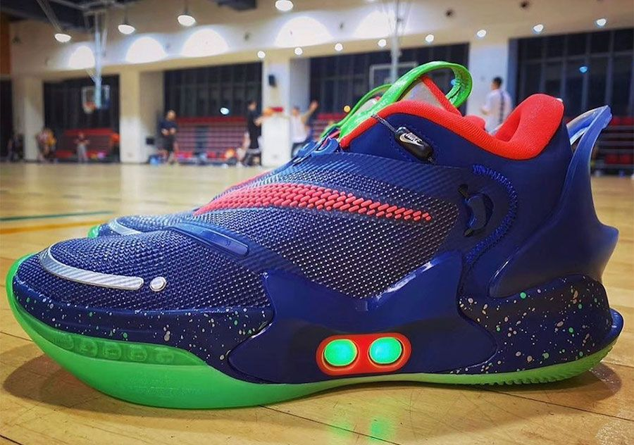 Nike Adapt BB 2.0 'Planet of Hoops'